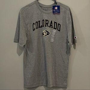 University of Colorado T-Shirt Men's Sz Medium